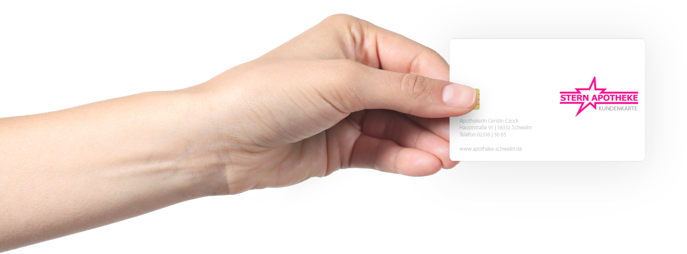Kundenkarte_Hand